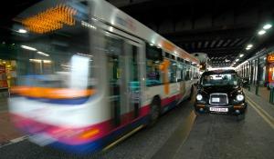 public transit accident
